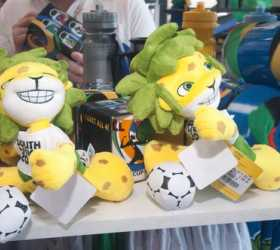 Relembre todas as mascotes das Copas